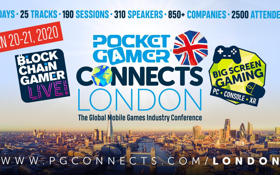 PGC LONDON January 2020 | Stop Believing Benchmark Metrics for Your Game